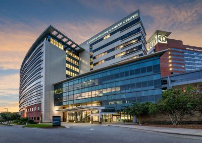 Wake Forest Baptist Health Cancer Center