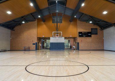 Wake Forest University Reynolds Gym